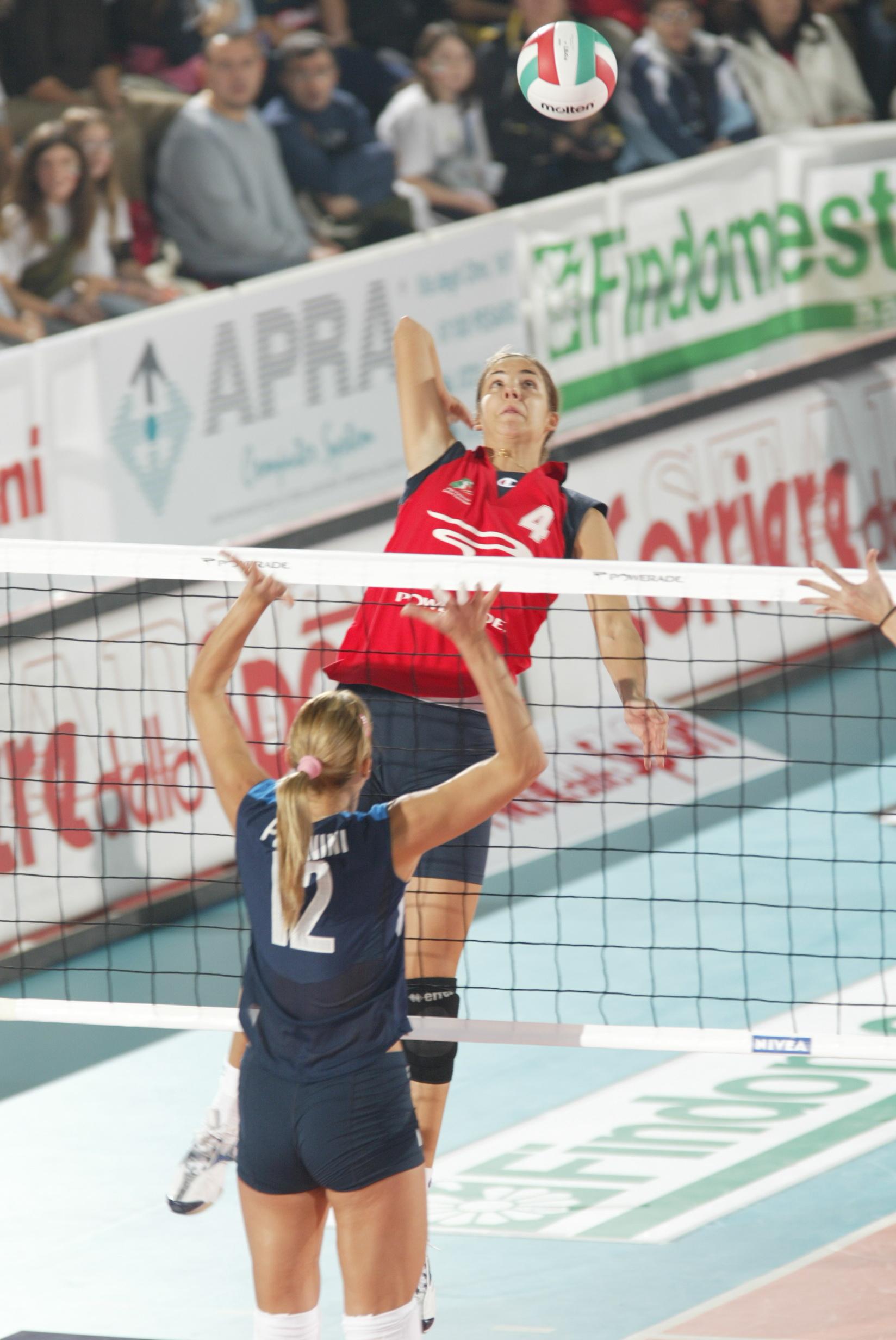Calendario Playoff Volley.Giocatrice Lega Pallavolo Serie A Femminile