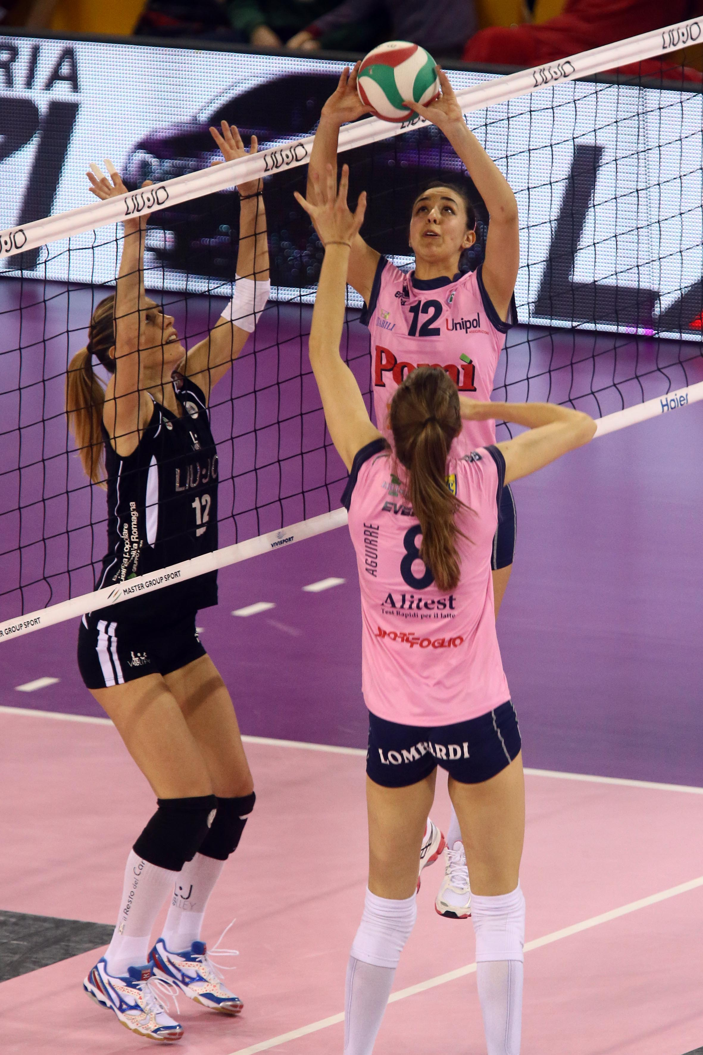 Igor Volley Calendario.Giocatrice Lega Pallavolo Serie A Femminile