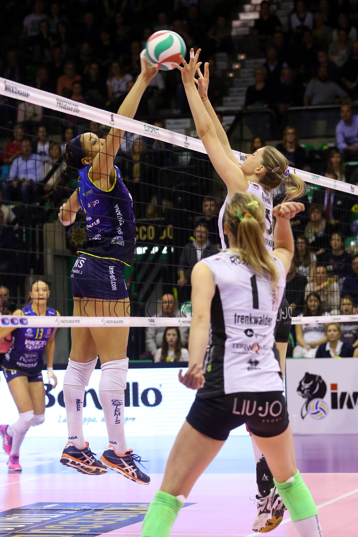 Playoff A1 quarti: Imoco Volley Conegliano Liu Jo Modena
