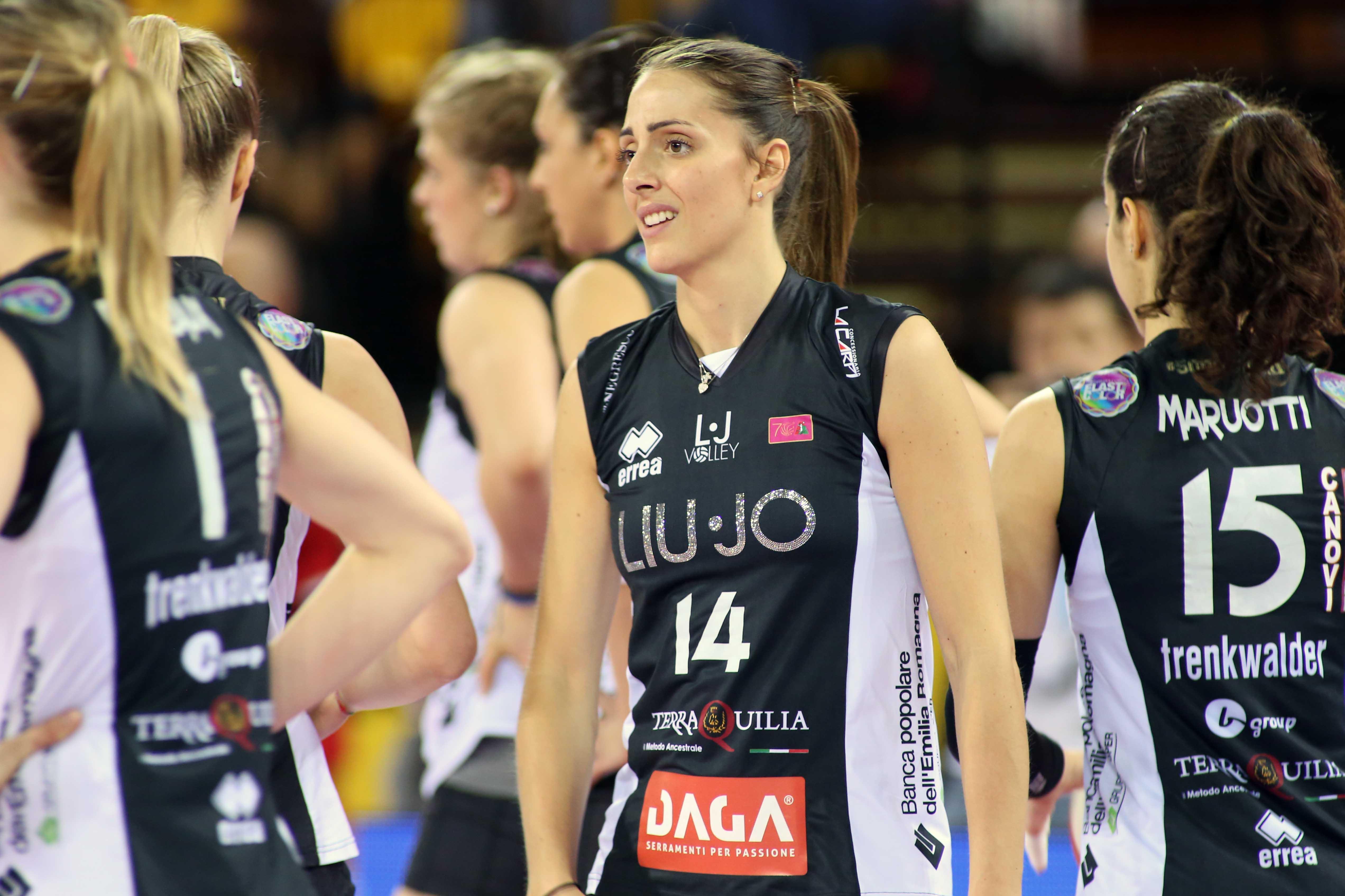 Escalera Tradicion Calumnia  Squadra – Lega Pallavolo Serie A Femminile