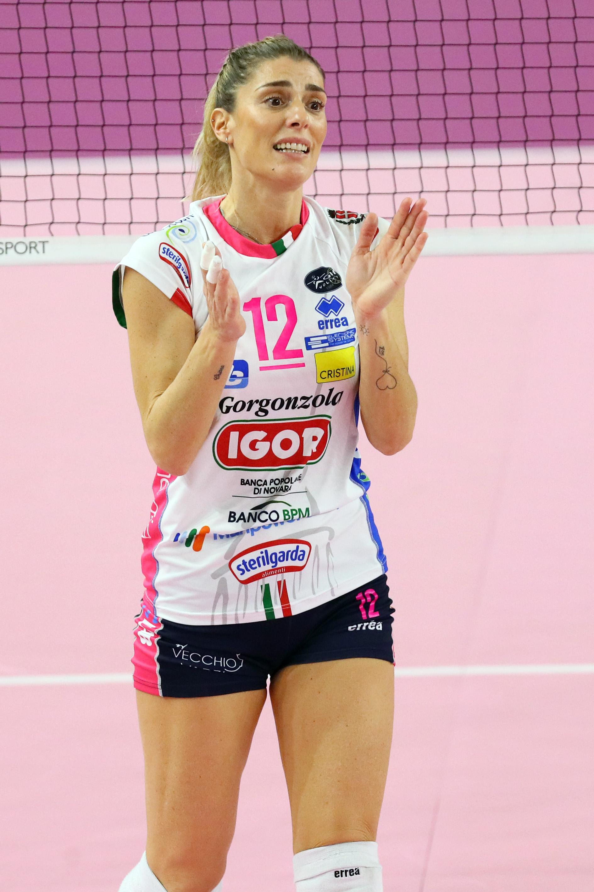Francesca Piccinini Calendario.Giocatrice Lega Pallavolo Serie A Femminile