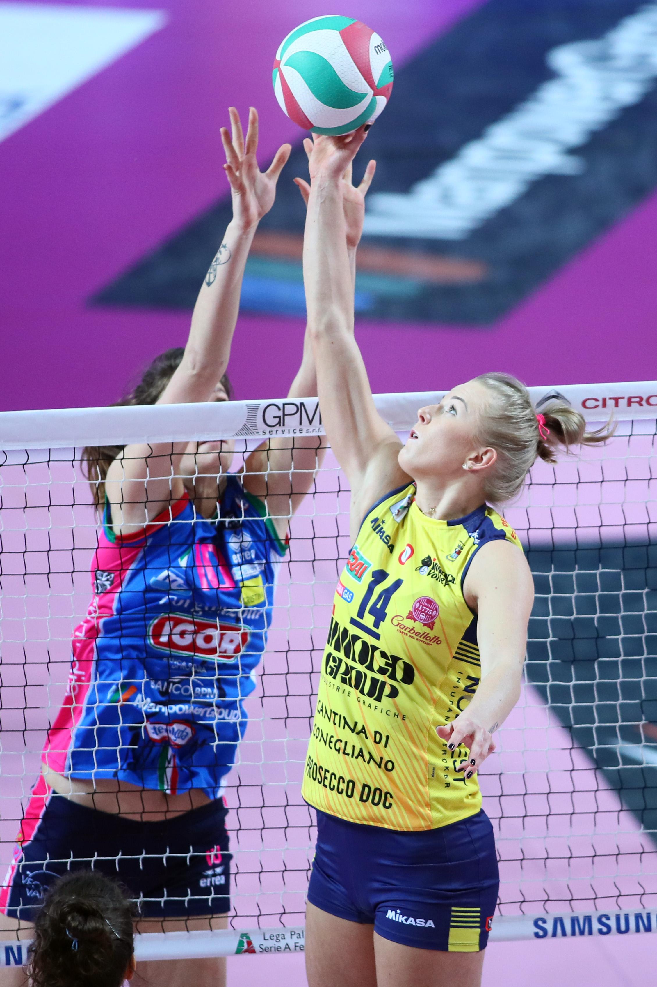 Igor Volley Calendario.Squadra Lega Pallavolo Serie A Femminile